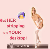 Download now Zuzana! She wants to strip on YOUR desktop...